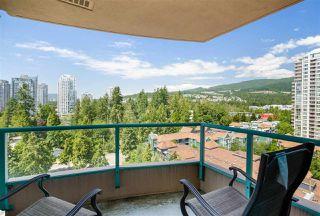 "Photo 10: 1202 3071 GLEN Drive in Coquitlam: North Coquitlam Condo for sale in ""PARC LAURENT"" : MLS®# R2478406"