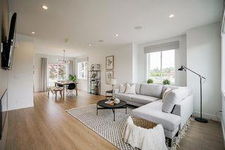 Photo 3: 64 8140 166 Street in Surrey: Fleetwood Tynehead Townhouse for sale : MLS®# R2498283