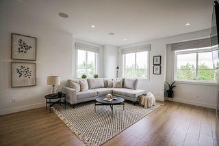 Photo 2: 64 8140 166 Street in Surrey: Fleetwood Tynehead Townhouse for sale : MLS®# R2498283