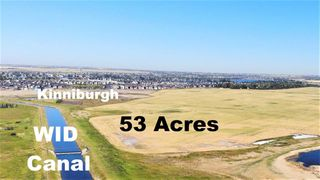Main Photo: 53 Acres Range Road 281: Chestermere Land for sale : MLS®# A1041520