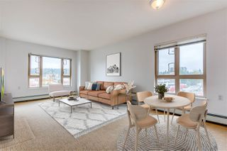 "Photo 1: 805 121 W 15TH Street in North Vancouver: Central Lonsdale Condo for sale in ""Alegria"" : MLS®# R2511224"