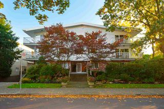 """Main Photo: 203 1696 W 10TH Avenue in Vancouver: Fairview VW Condo for sale in """"Landmark Plaza"""" (Vancouver West)  : MLS®# R2512811"""