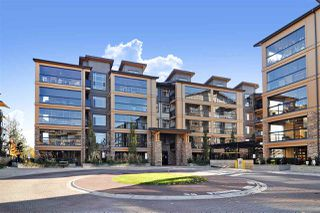 Photo 1: A403 8218 207A Street in Langley: Willoughby Heights Condo for sale : MLS®# R2516998