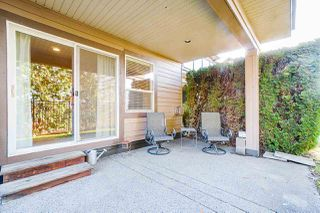 Photo 40: 119 15350 SEQUOIA Drive in Surrey: Fleetwood Tynehead Townhouse for sale : MLS®# R2521534