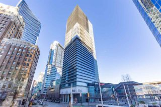 "Main Photo: 2907 1011 W CORDOVA Street in Vancouver: Coal Harbour Condo for sale in ""FAIRMONT PACIFIC RIM"" (Vancouver West)  : MLS®# R2524898"