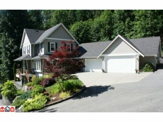"Photo 1: 4550 UDY Road in Abbotsford: Sumas Mountain House for sale in ""Sumas Mtn."" : MLS®# F1117342"