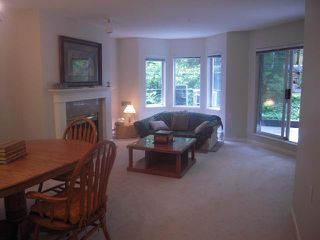 "Photo 1: 106 2020 CEDAR VILLAGE Crescent in North Vancouver: Westlynn Condo for sale in ""Kirkstone Gardens"" : MLS®# V924600"