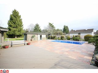 Photo 10: 16779 EDGEWOOD Drive in Surrey: Grandview Surrey House for sale (South Surrey White Rock)  : MLS®# F1202312