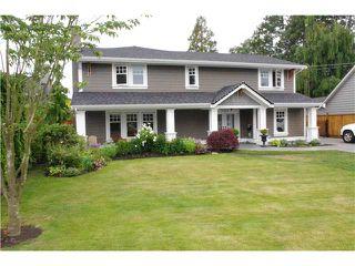 """Main Photo: 5425 PATON DR in Ladner: Hawthorne House  in """"NEILSEN GROVE"""" : MLS®# V900324"""