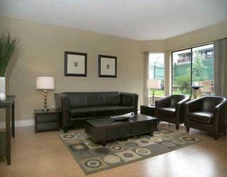 Photo 1: 105 2224 ETON ST in Vancouver: Hastings Condo for sale (Vancouver East)  : MLS®# V586668