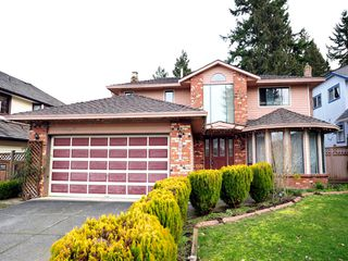 Photo 1: 5994 SOUTHPARK Grove in Surrey: Panorama Ridge House for sale : MLS®# F1304583