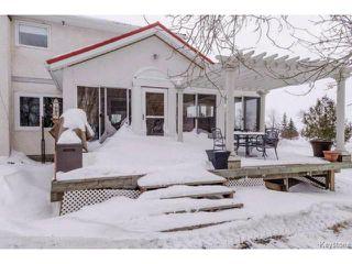 Photo 20: 19077 2 Highway in FANNYSTELL: Brunkild / La Salle / Oak Bluff / Sanford / Starbuck / Fannystelle Residential for sale (Winnipeg area)  : MLS®# 1401909