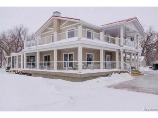 Photo 2: 19077 2 Highway in FANNYSTELL: Brunkild / La Salle / Oak Bluff / Sanford / Starbuck / Fannystelle Residential for sale (Winnipeg area)  : MLS®# 1401909