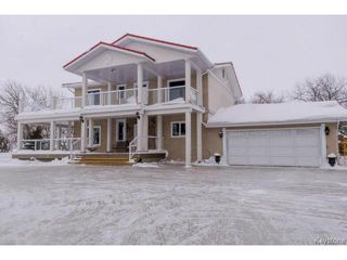 Photo 1: 19077 2 Highway in FANNYSTELL: Brunkild / La Salle / Oak Bluff / Sanford / Starbuck / Fannystelle Residential for sale (Winnipeg area)  : MLS®# 1401909