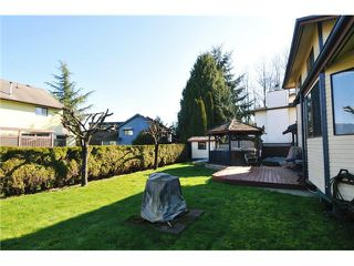 """Photo 15: 12450 MEADOW BROOK Place in Maple Ridge: Northwest Maple Ridge House for sale in """"MEADOW BROOK PLACE"""" : MLS®# V1055365"""