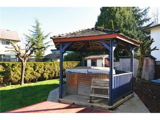 """Photo 16: 12450 MEADOW BROOK Place in Maple Ridge: Northwest Maple Ridge House for sale in """"MEADOW BROOK PLACE"""" : MLS®# V1055365"""