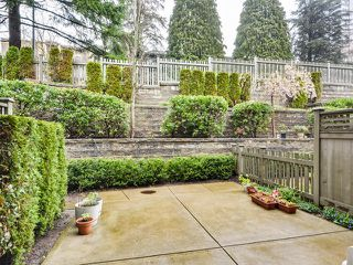 "Photo 9: 50 9088 HALSTON Court in Burnaby: Government Road Townhouse for sale in ""Terramor"" (Burnaby North)  : MLS®# V1059563"