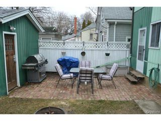 Photo 13: 788 Valour Road in WINNIPEG: West End / Wolseley Residential for sale (West Winnipeg)  : MLS®# 1410101