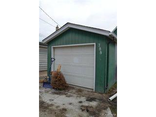 Photo 14: 788 Valour Road in WINNIPEG: West End / Wolseley Residential for sale (West Winnipeg)  : MLS®# 1410101