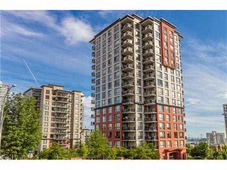 "Photo 1: 605 814 ROYAL Avenue in New Westminster: Downtown NW Condo for sale in ""THE NEWS NORTH"" : MLS®# V1066613"