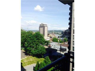 "Photo 2: 605 814 ROYAL Avenue in New Westminster: Downtown NW Condo for sale in ""THE NEWS NORTH"" : MLS®# V1066613"