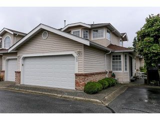 "Photo 1: 33 9168 FLEETWOOD Way in Surrey: Fleetwood Tynehead Townhouse for sale in ""The Fountains"" : MLS®# F1414728"