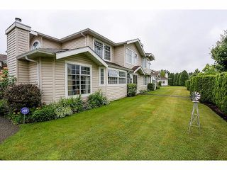 "Photo 20: 33 9168 FLEETWOOD Way in Surrey: Fleetwood Tynehead Townhouse for sale in ""The Fountains"" : MLS®# F1414728"