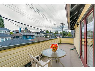 Photo 13: 157 W 15TH Avenue in Vancouver: Mount Pleasant VW Townhouse for sale (Vancouver West)  : MLS®# V1087501