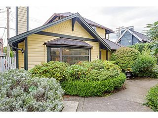 Photo 2: 157 W 15TH Avenue in Vancouver: Mount Pleasant VW Townhouse for sale (Vancouver West)  : MLS®# V1087501