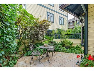 Photo 14: 157 W 15TH Avenue in Vancouver: Mount Pleasant VW Townhouse for sale (Vancouver West)  : MLS®# V1087501