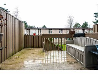 """Photo 15: 109 13786 103RD Avenue in Surrey: Whalley Townhouse for sale in """"THE MEADOWS"""" (North Surrey)  : MLS®# F1431821"""