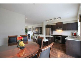 "Photo 12: 697 PREMIER Street in North Vancouver: Lynnmour Townhouse for sale in ""WEDGEWOOD"" : MLS®# V1112919"