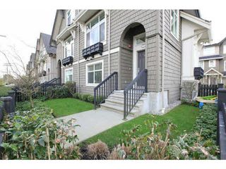 "Photo 3: 697 PREMIER Street in North Vancouver: Lynnmour Townhouse for sale in ""WEDGEWOOD"" : MLS®# V1112919"