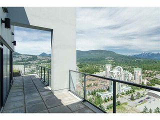 "Photo 17: 4001 1178 HEFFLEY Crescent in Coquitlam: North Coquitlam Condo for sale in ""THE OBELISK"" : MLS®# V1116364"