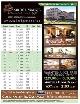 Photo 21: : Westlock Condo for sale : MLS®# E3414653