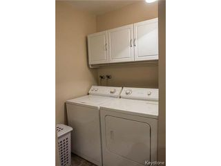 Photo 16: 780 River Road in WINNIPEG: St Vital Condominium for sale (South East Winnipeg)  : MLS®# 1513597