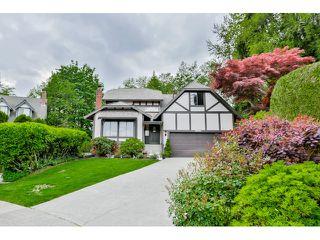 Main Photo: 1363 DEERIDGE Lane in Coquitlam: Upper Eagle Ridge House for sale : MLS®# V1129535