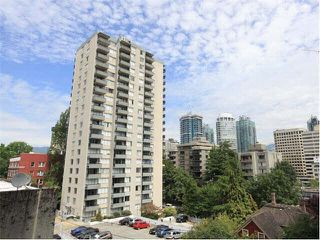 Photo 19: 504 1127 BARCLAY Street in Vancouver: West End VW Condo for sale (Vancouver West)  : MLS®# V1131593
