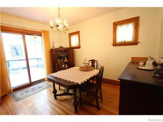 Photo 9: 19 Kingston Row in WINNIPEG: St Vital Residential for sale (South East Winnipeg)  : MLS®# 1531188