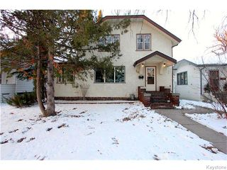 Photo 1: 19 Kingston Row in WINNIPEG: St Vital Residential for sale (South East Winnipeg)  : MLS®# 1531188