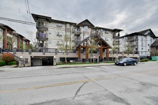 """Photo 1: 307 5488 198 Street in Langley: Langley City Condo for sale in """"BROOKLYN WYND"""" : MLS®# R2044430"""