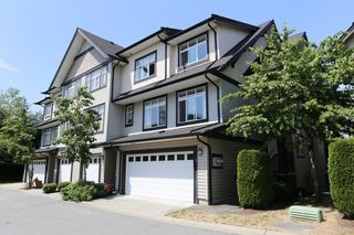 "Main Photo: 5 19932 70 Avenue in Langley: Willoughby Heights Townhouse for sale in ""Summerwood"" : MLS®# R2072754"