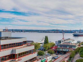 """Photo 13: 808 155 W 1ST Street in North Vancouver: Lower Lonsdale Condo for sale in """"TIME"""" : MLS®# R2094578"""