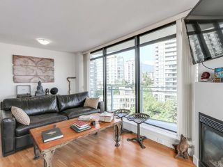 """Photo 6: 808 155 W 1ST Street in North Vancouver: Lower Lonsdale Condo for sale in """"TIME"""" : MLS®# R2094578"""