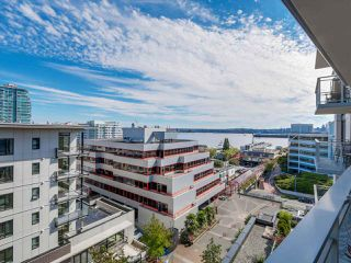 """Photo 12: 808 155 W 1ST Street in North Vancouver: Lower Lonsdale Condo for sale in """"TIME"""" : MLS®# R2094578"""