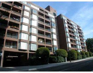 "Photo 1: 408 1333 HORNBY ST in Vancouver: Downtown VW Condo for sale in ""ANCHOR POINT"" (Vancouver West)  : MLS®# V550556"