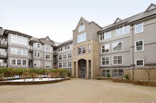 "Photo 1: 103 20200 56 Avenue in Langley: Langley City Condo for sale in ""THE BENTLEY"" : MLS®# R2142341"