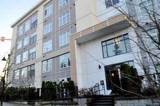 """Photo 1: 417 13728 108 Avenue in Surrey: Whalley Condo for sale in """"QUATTRO 3"""" (North Surrey)  : MLS®# R2142508"""