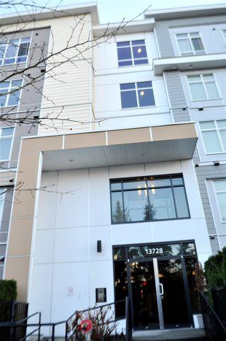 """Photo 2: 417 13728 108 Avenue in Surrey: Whalley Condo for sale in """"QUATTRO 3"""" (North Surrey)  : MLS®# R2142508"""