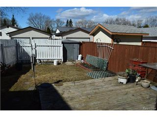 Photo 10: 75 Gendreau Avenue in Winnipeg: St Norbert Residential for sale (1Q)  : MLS®# 1707404